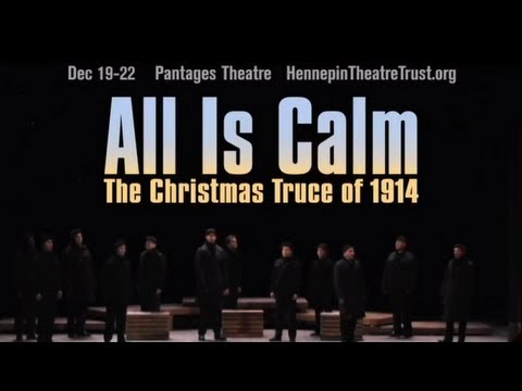 All Is Calm The Christmas Truce Of 1914 2017 Trailer