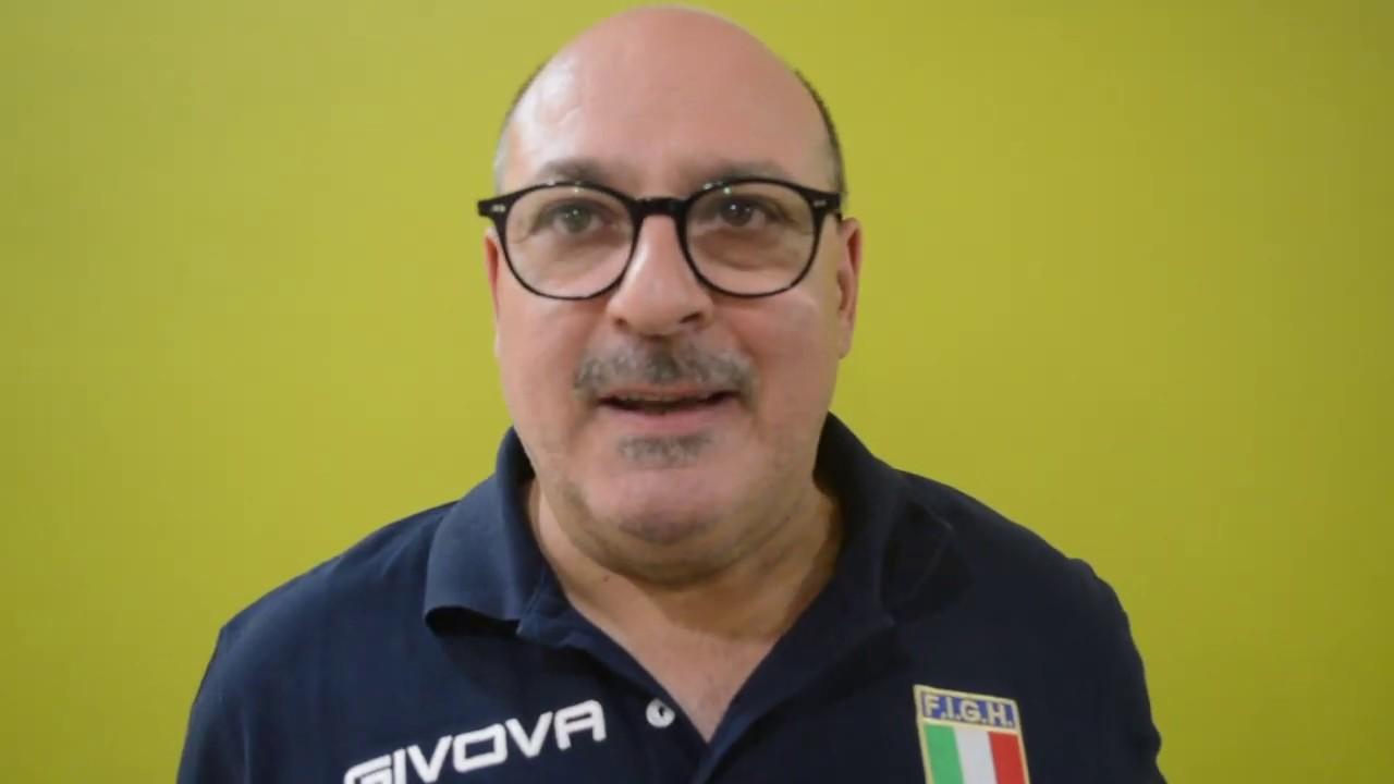 Italia in raduno a Chieti: le parole del Presidente Loria