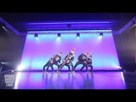 Poreotics - Winner of America's Best Dance Crew, Part 1 / 310XT Films / URBAN DANCE SHOWCASE