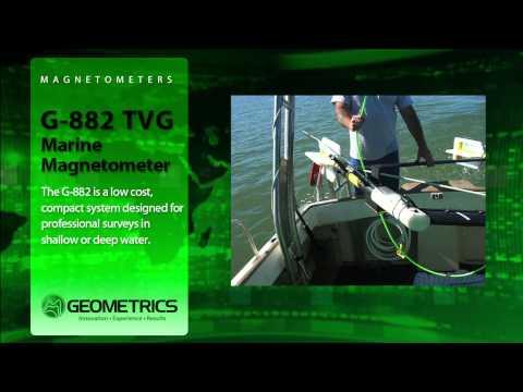 G-882 TVG Marine Magnetometer
