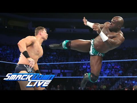Apollo Crews vs. The Miz: SmackDown LIVE, Sept. 6, 2016
