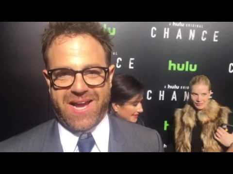 """Chance"" red carpet premiere: Paul Adelstein"