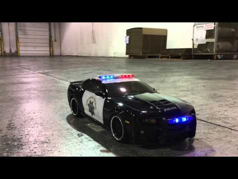 For Sale Rc Police Car W Lights Amp Siren Doovi