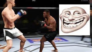 И опять коротыш против амбала Tyson vs Struve