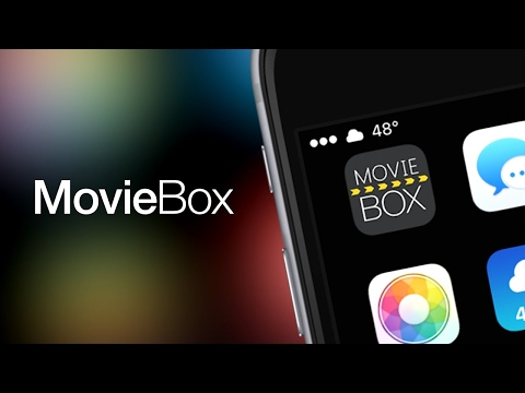 How To Get Movie Box! [NO JAILBREAK/COMPUTER] (FREE MOVIES ON iOS 10) - Alex Reed