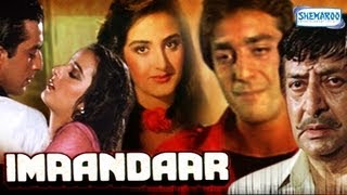 Imaandaar - hindi full movie in 15 mins - sanjay dutt - farha naaz - bollywood classic movies