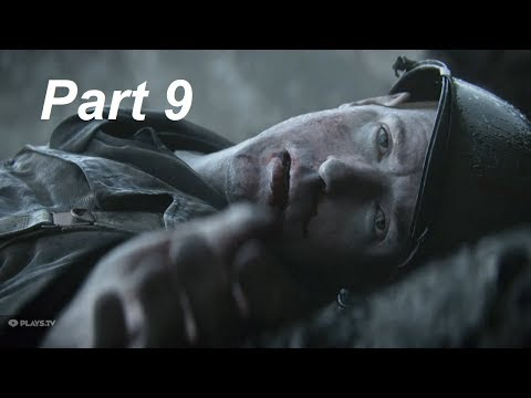HILL 493 | Call Of Duty WWII | Part 9