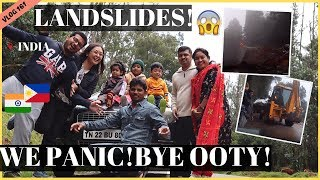 """ONE DAY IN PARADISE """"OOTY"""" TAMIL NADU INDIA II Filipino Indian Family Vlog # 161"""