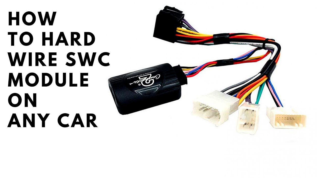 How To Hard Wire SWC / Steering Wheel Control Harness - YouTubeYouTube