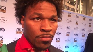 SHAWN PORTER KEEPS IT REAL ON UGAS FIGHT; TALKS SPENCE VS GARCIA & DANNY GARCIA VS GRANADOS