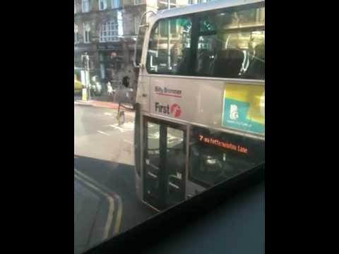 Billy bremner first bus Leeds