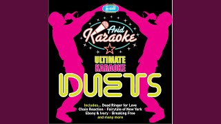 Sisters Are Doing It For Themselves (In The Style Of Aretha Franklin & The Eurythmics) (Karaoke...