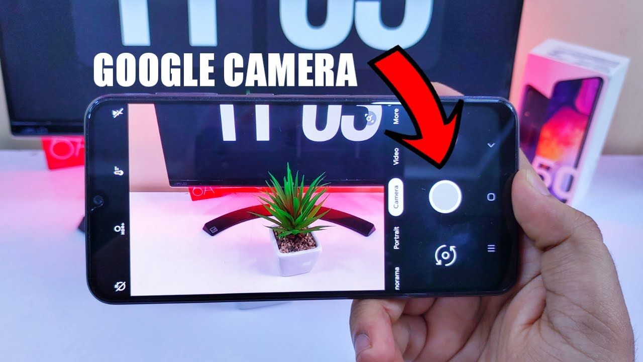 How To Install Google Camera (STABLE APK) On Samsung Galaxy A50 and A70  Without ROOT!