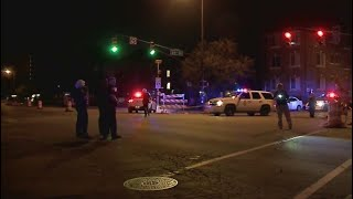 21-year-old woman dies after being hit by car on Meridian Street