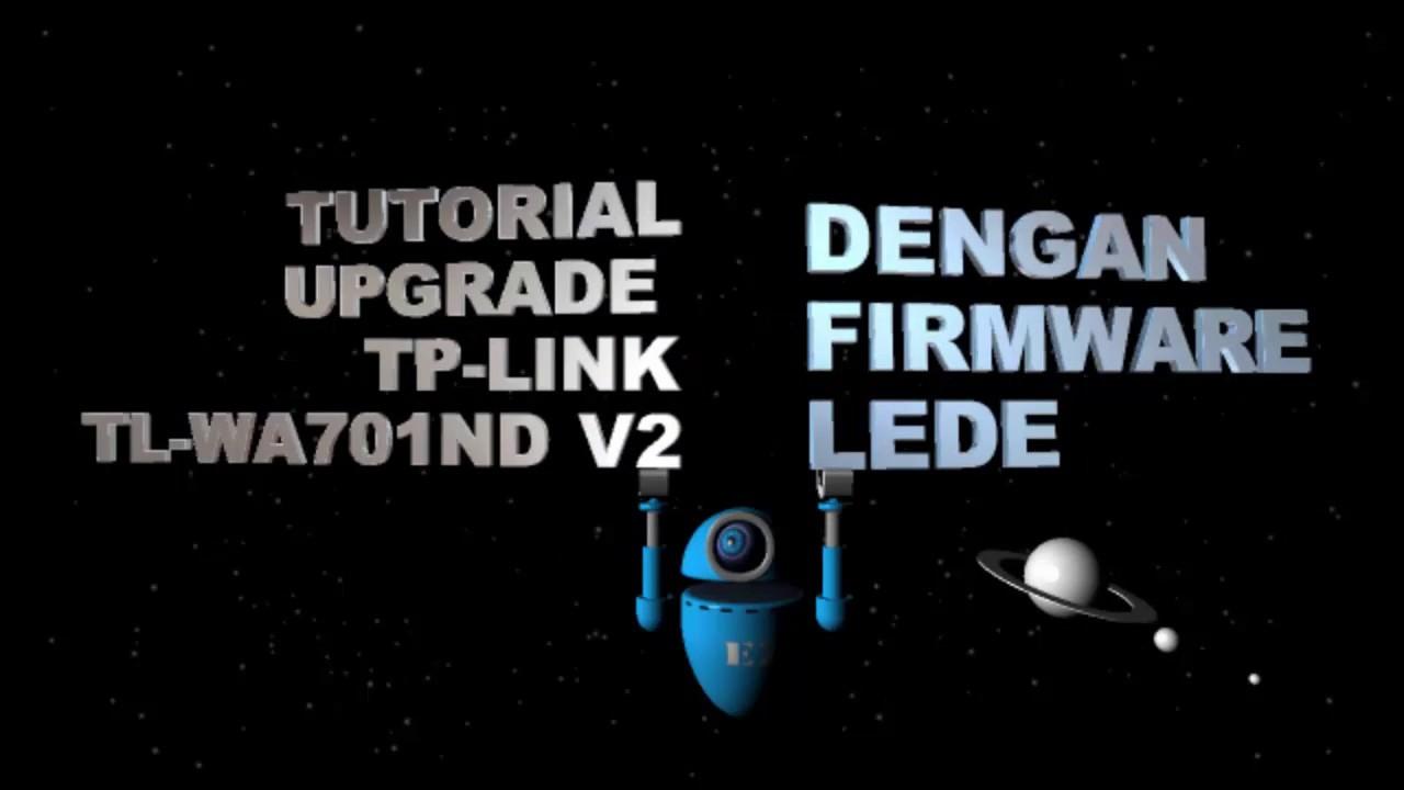UpgradeTP-LINK TL-WA701ND v2 to LEDE