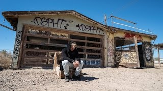 GHOST TOWN - BOMBAY BEACH ( polluted water )