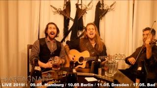 dArtagnan - Live Q&A, Akustik-Songs und Bier 🍻