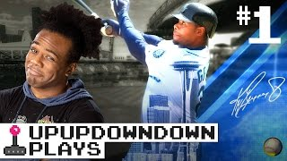 Austin's rookie gets FRESH! in Road to the Show mode - MLB: THE SHOW 17 Pt. 1 — UpUpDownDown Plays