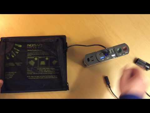 GoalZero Nomad 13 Solar Panel Product Review