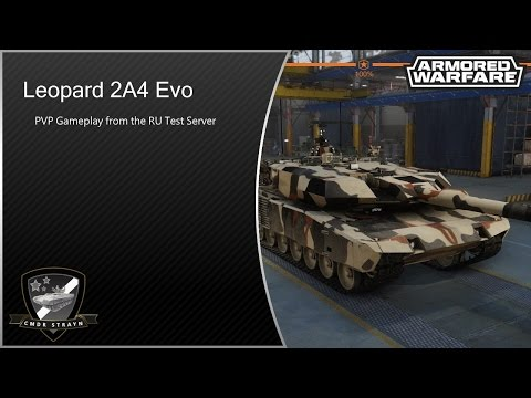 Armored Warfare (0.19)
