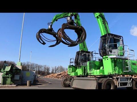 Mobile Material Handling Machines - SENNEBOGEN