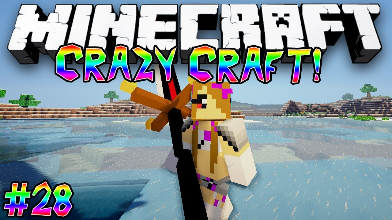 Minecraft D Craft Survival Let