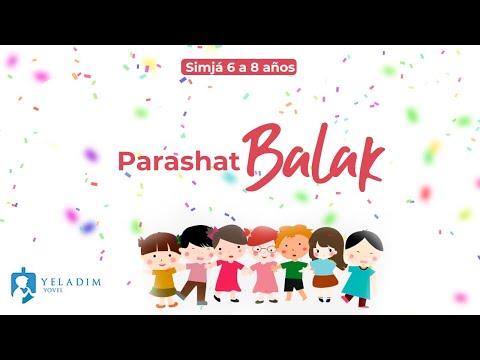 Parashat #Balak para Niños  - (6 a 7 años)