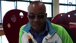 Life in the dark |  World Paralympic marathon champion, Henry Wanyoike's story