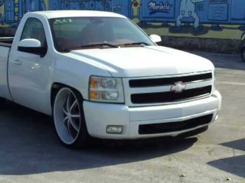 2007 Chevrolet Cheyenne rin 24