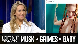 Grimes and Elon Musk Have Spawned (feat. Nikki Glaser) - Lights Out with David Spade