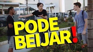 CUPIDO MENTIROSO! PEGADINHA