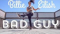BAD GUY by Billie Eilish | Zumba®️ Dance Fitness | Erica Gamby
