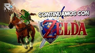 CONTINÚA EL WEO CTM: ZELDA OCARINA OF TIME / ft. Jazztick / Thennecan