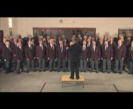 Trelawnyd Male Voice Choir - Myfanwy