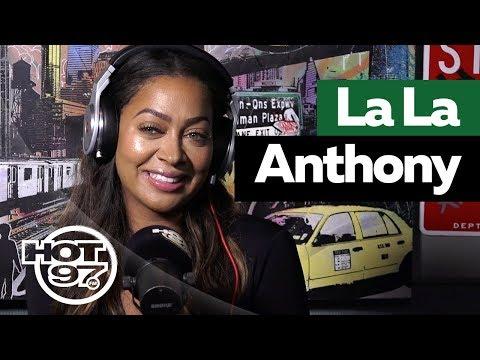 LaLa Anthony Breaks Down Latest Sex  w
