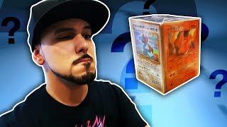 Japanese Pokemon Card Mystery Cube