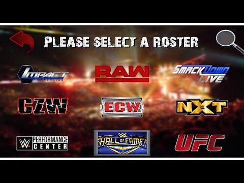 wrestling revolution 2d wwe 2k17 mod apk download