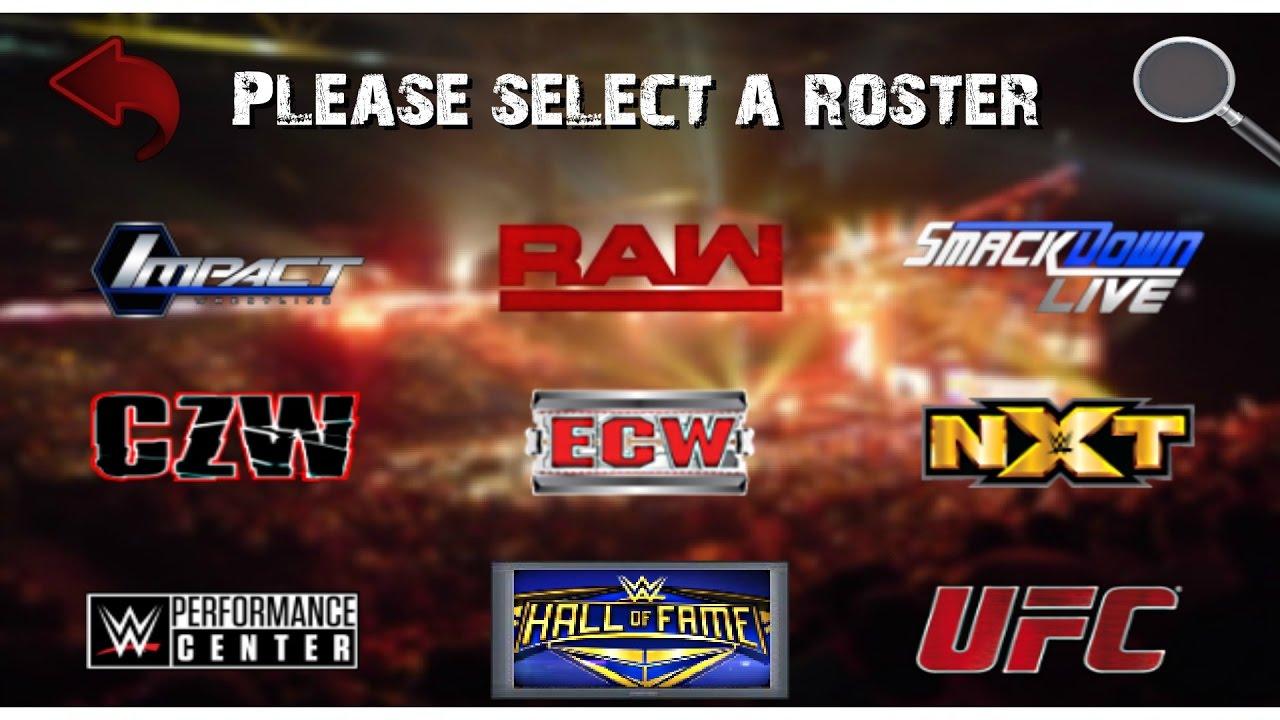 wrestling revolution 2d wwe mod download