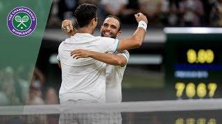 Cabal/Farah vs Mahut/Roger-Vasselin Wimbledon 2019 final highlights