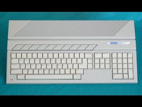 """16 Bit odc - 14 """"z kamerą wśród retro w wersji Atari ST"""""""