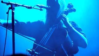 Linnea Olsson - The Ocean - live@Trianon (Paris), 15 oct. 2011