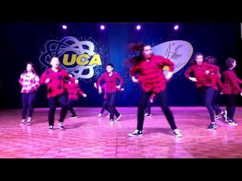 UDA DANCE PERFORMANCE skyline college 2017 in LA