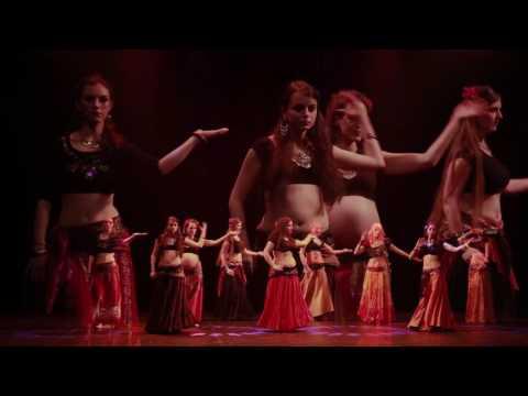 Elèves Billie Bird, Tribal 2 Indi ***Wonder Women Show 2016***