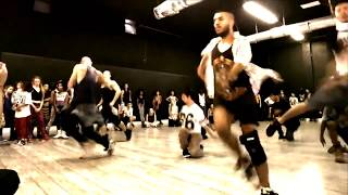 Sarati Maybe Baby - Ladies & Gents Alternate Angle - Choreography by Brian Friedman & Miguel Zarate