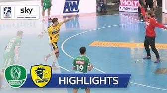 SC DHfK Leipzig - Rhein-Neckar Löwen | Highlights - LIQUI MOLY Handball-Bundesliga 2019/20