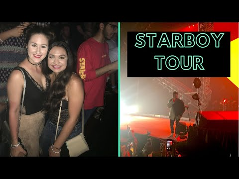 VIP TICKETS TO THE WEEKND CONCERT - STARBOY TOUR (Spark Arena) | SB