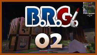 Bottle Rocket Gaming SMP - EP02 - Dirt House