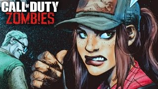 OFFICIAL CALL OF DUTY ZOMBIES COMIC #2 LIVE READING! NEW LOADING SCREEN!