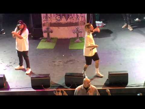 $uicideboy$ - Eclipse (Live in LA, 11/6/2016)