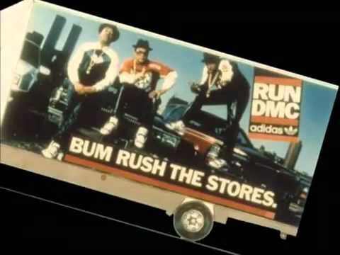 MY ADIDAS   The Music Video by RUN DMC       YouTube